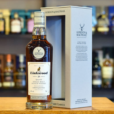 Linkwood 'Gordon & MacPhail' 25 years old 43%