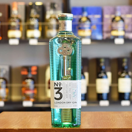 No.3 London Dry Gin 46%