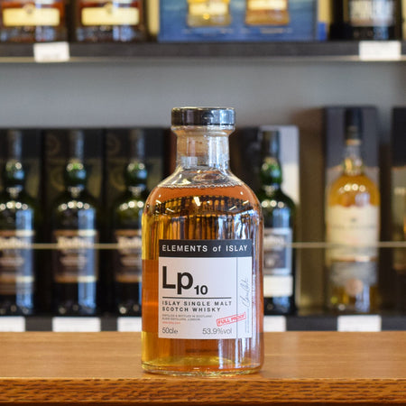 Lp10 - Elements of Islay 53.9% 500ml