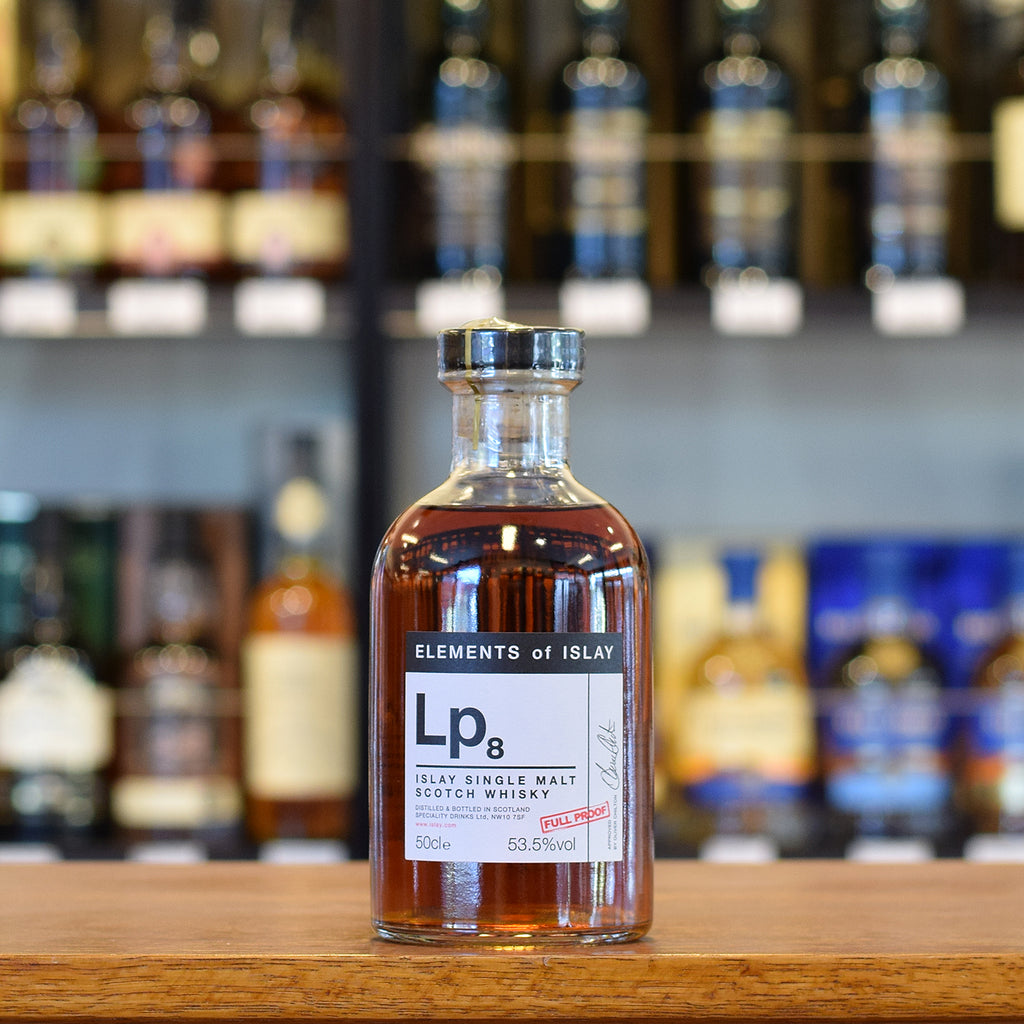 Lp8 - Elements of Islay 53.5% 500ml