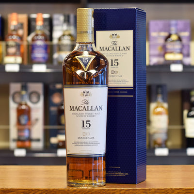 Macallan 'Double Cask' 15 years old 43%