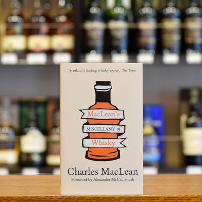 BOOK Charlie Maclean's Miscellany of whisky