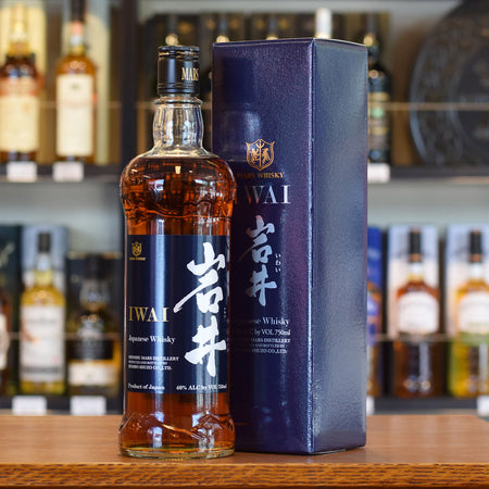 Mars Iwai Japanese Whisky 40%