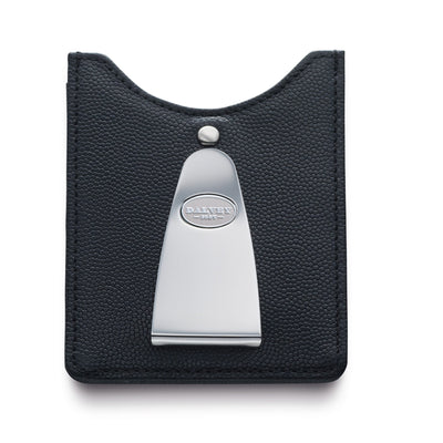 Dalvey Money Clip (Black Caviar)