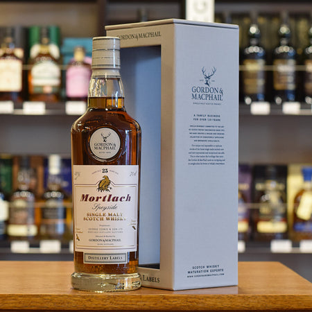 Mortlach 'Gordon & MacPhail' 25 Years Old 43%