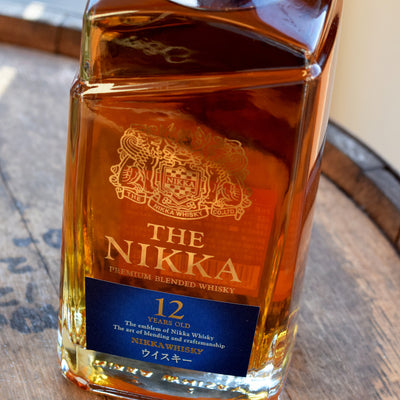 The Nikka 12 years old 43%