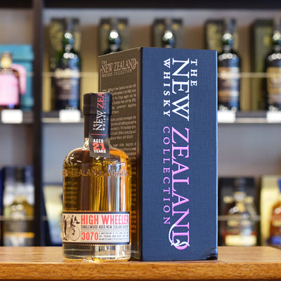 The NZ Whisky Company 'High Wheeler' 21 years old 43% 350ml