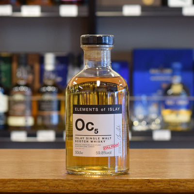 Oc5 - Elements of Islay 59.8% 500ml
