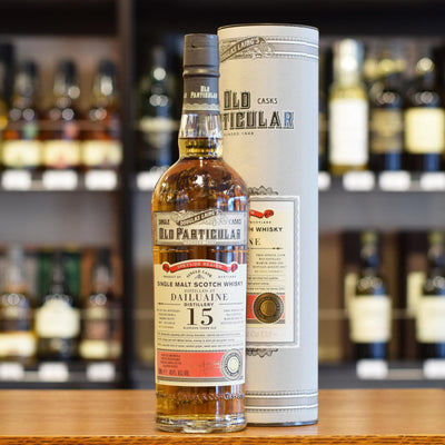 Dailuaine 'Old Particular' 2002 / 15 years old 48.4%