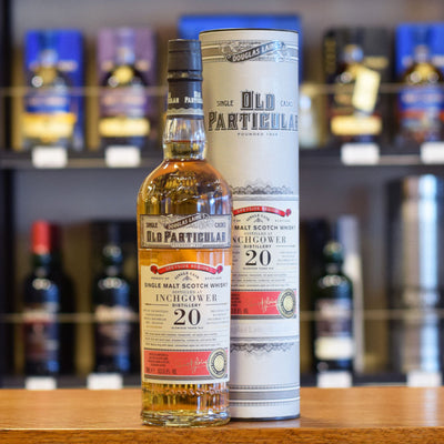 Inchgower 'Old Particular' 1997 / 20 years old 51.5%
