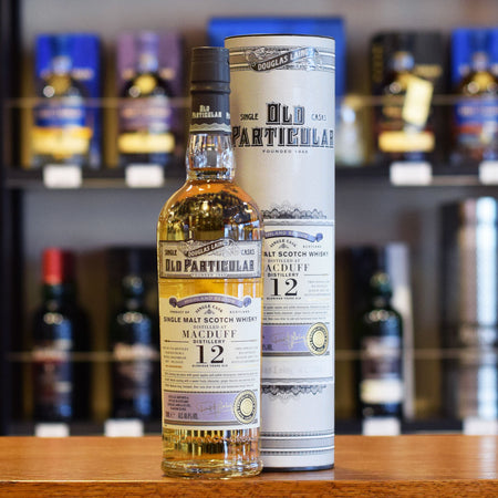 Macduff 'Old Particular' 2007 / 12 years old 48.4%