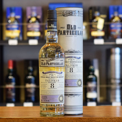 Talisker 'Old Particular' 2009 / 8 years old 48.4%
