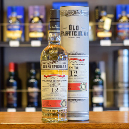 Tamdhu 'Old Particular' 2006 / 12 years old 48.4%