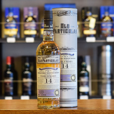 Tobermory 'Old Particular' 2005 / 14 years old 48.4%