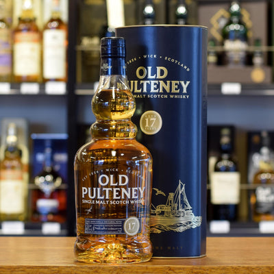 Old Pulteney 17 years old 46%