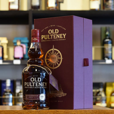 Old Pulteney 1983 46%