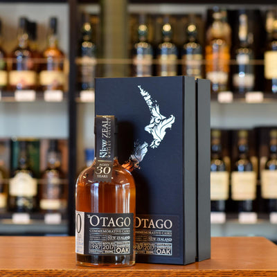 'The Otago' 30 years old from the New Zealand Whisky Company 51.5%