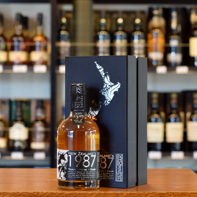 The NZ Whisky Company 1987 / 2015 43% 350ml