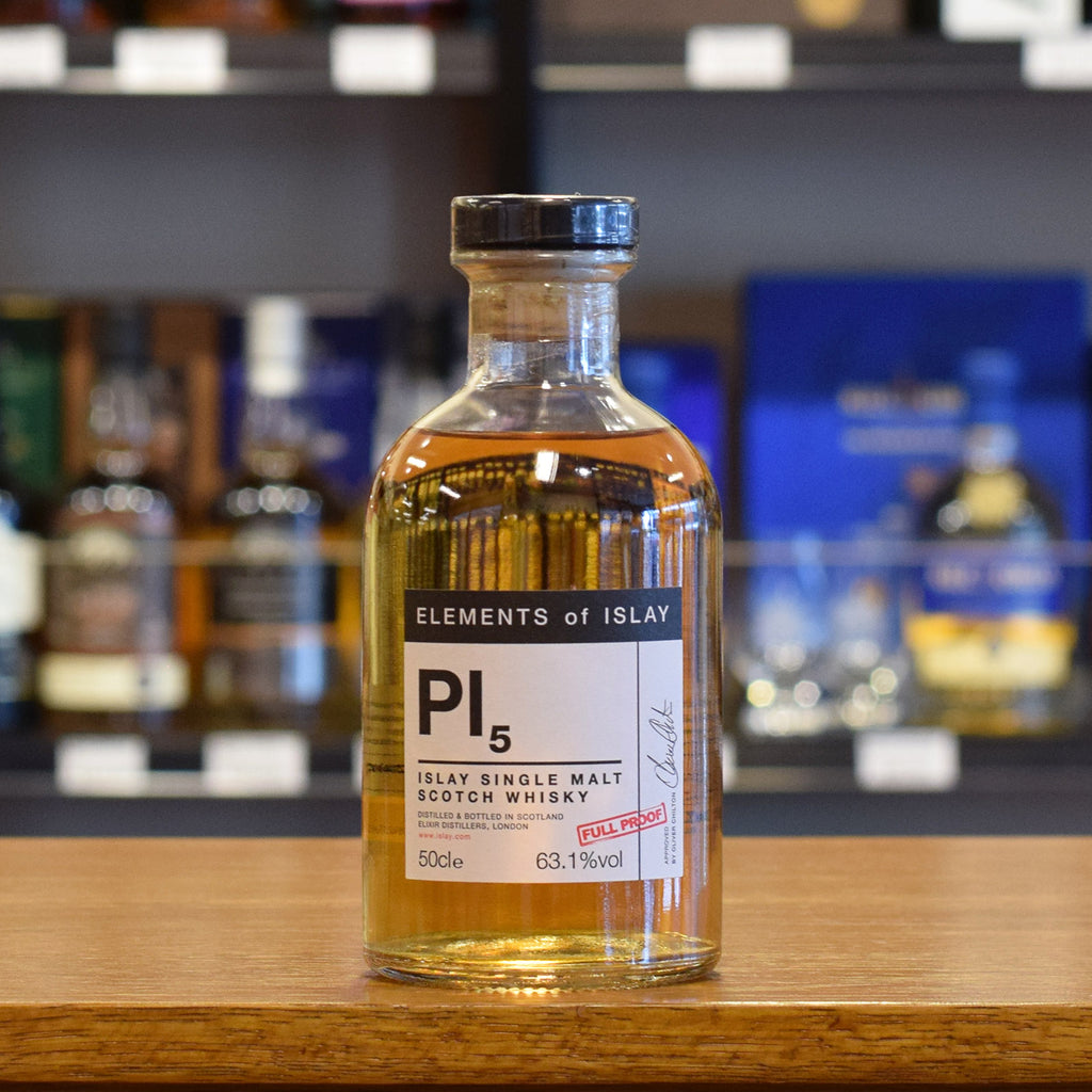 Pl5 - Elements of Islay 63.1% 500ml