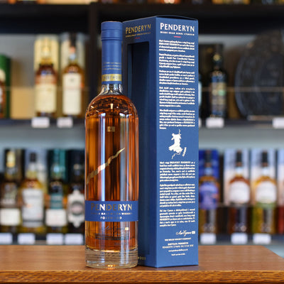 Penderyn 'Portwood' Welsh Single Malt 46%