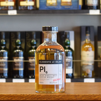 Pl6 - Elements of Islay 55.3% 500ml