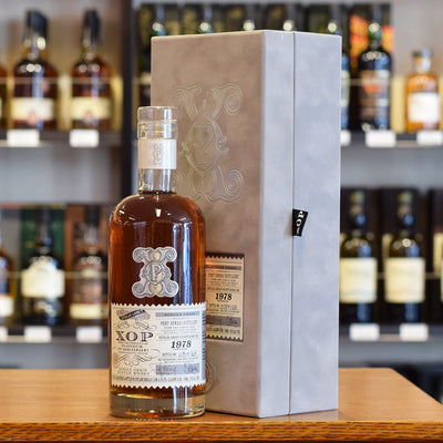 Port Dundas 'Xtra Old Particular Platinum' 1978 / 40 years old 59.1%