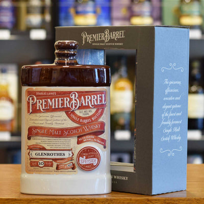 Glenrothes 'Premier Barrel' 2009 / 10 years old 46%