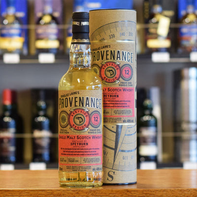 Speyburn 'Provenance' 2006 / 12 years old 46%