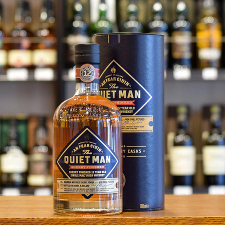 The Quiet Man 'Sherry Finish' Single Malt 12 years old 46%