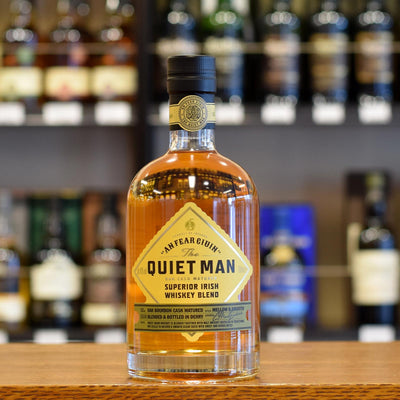 The Quiet Man Blend 40%