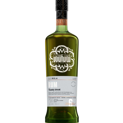 SMWS R11.4 'Tasty treat' 2010 / 6 years old 66.1%