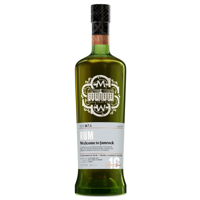 SMWS R7.1 'Welcome to strawberry Jamrock. Yeah Mon' 2000 / 16 years old 54%