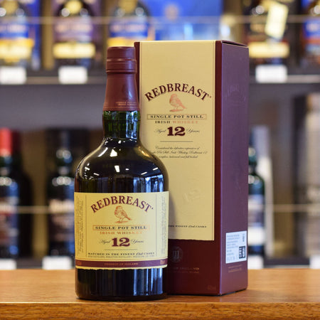 Redbreast 12 years old 40%