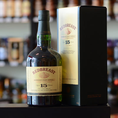 Redbreast 15 years old 46%