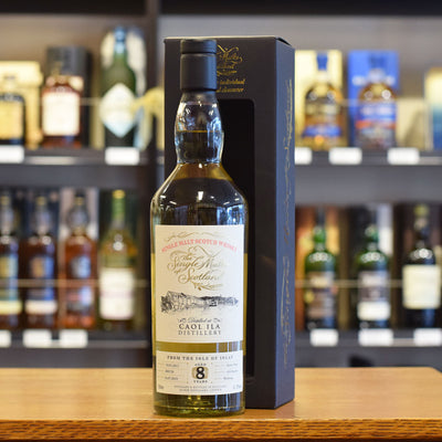 Caol Ila 'Single Malts of Scotland' 2011 / 8 years old #300158 6