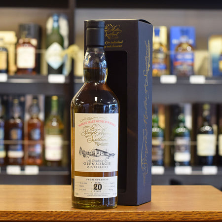 Glenburgie 'Single Malts of Scotland' 1998 / 20 years old #90089