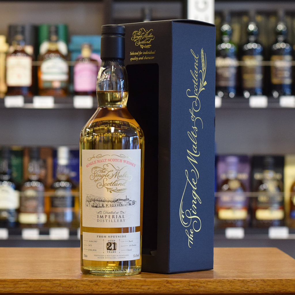 Imperial 'Single Malts of Scotland' 1997 / #2473 50.6%