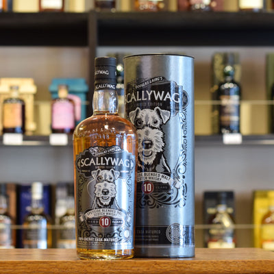 Scallywag 10 Years Old Speyside Blended Malt 46%