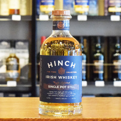 Hinch Single Pot Still 43%
