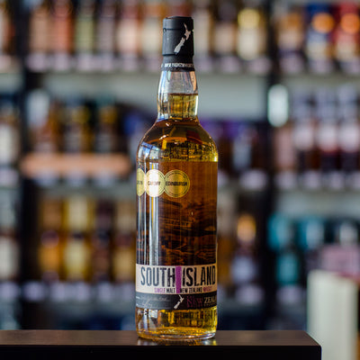 The NZ Whisky Company 'South Island Single Malt' 21 years old 40%