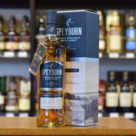 Speyburn 15 years old 46%