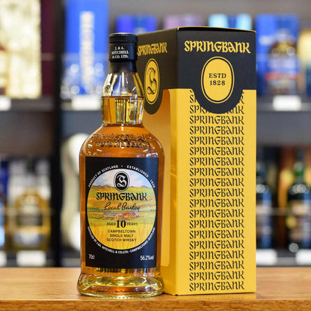 Springbank 'Local Barley' 10 years old 56.2%