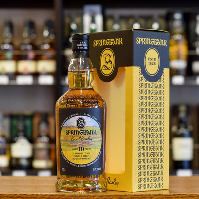 Springbank 'Local Barley' 10 years old 57.3%