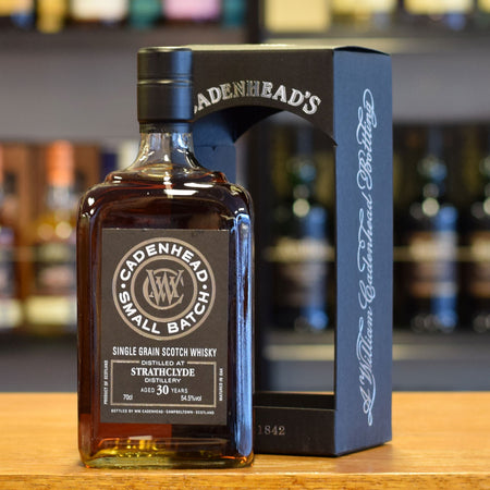 Strathclyde 'Cadenhead' 1989 / 30 years old 54.5%