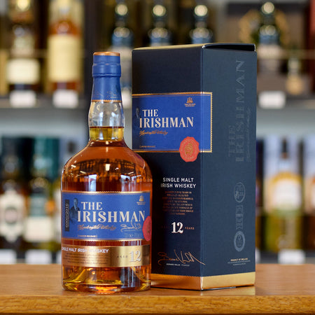 The Irishman Single Malt 12 years old 43%