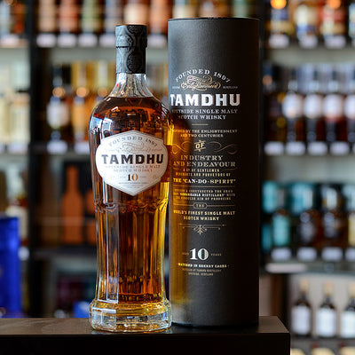Tamdhu 10 years old 40%
