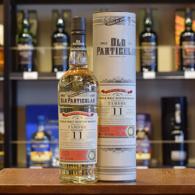 Tamdhu 'Old Particular' 2006 / 11 years old 48.4%