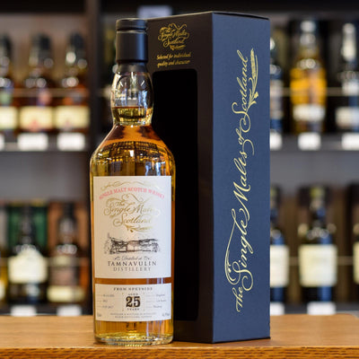 Tamnavulin 'Single Malts of Scotland' 1991 / 25 years old #1140005852 46.9%