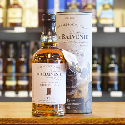 Balvenie 'Stories - American Oak' 12 years old