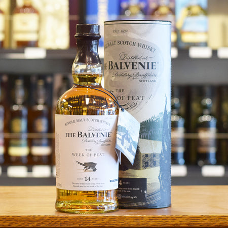 Balvenie 'Peat Week' 14 years old